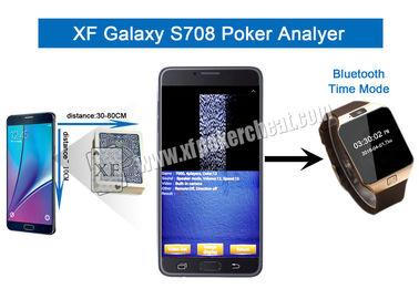 Η αγγλική συσκευή ανάλυσης καρτών πόκερ έκδοσης βασιλιάδων S708 του PK για το Τέξας τους κρατά παιχνίδι/ινδικός αγώνας