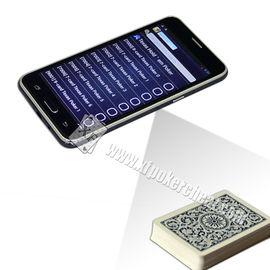 Βασιλιάς 708 γαλαξιών Note7 PK συσκευή ανάλυσης καρτών πόκερ καμερών για το ιδιωτικό παιχνίδι καρτών